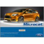 بانک اطلاعاتی قطعات خودرو های فورد Microcat Ford (کد محصول: MCHS005)