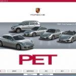 نرم افزار  بانک اطلاعاتی قطعات  Porsche Pet ورژن ۲۰۱۷ (کد محصول: MCHS009)